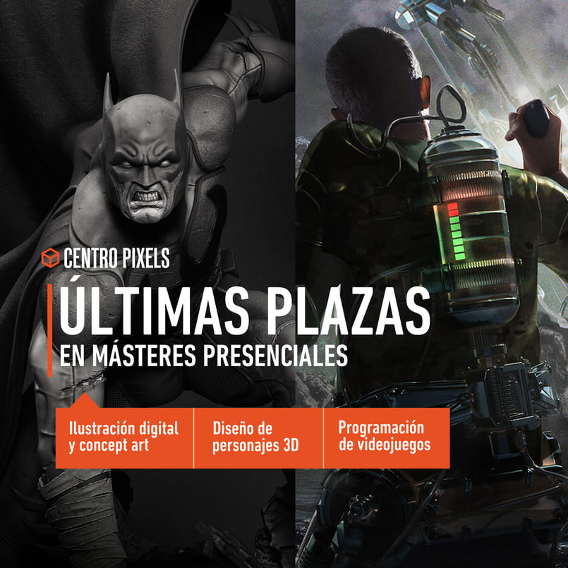 Últimas plazas curso 20-21